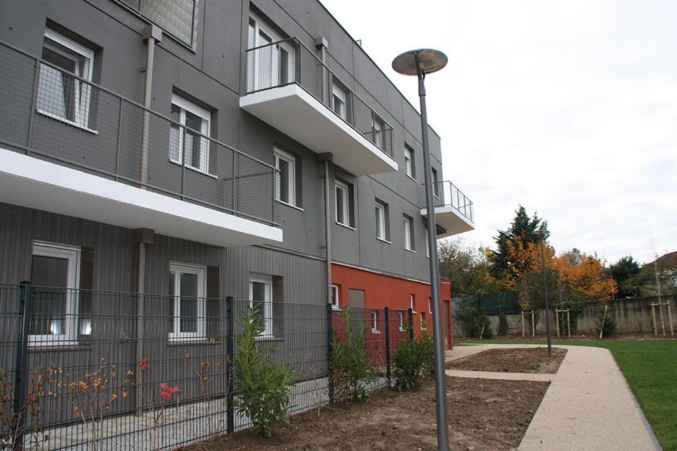 87 logements livrés à Pontault Combault