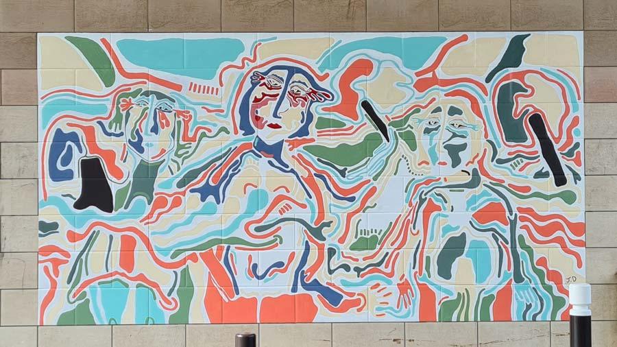 HABITAT 77 participe au premier Festiv'Art organisé à Melun