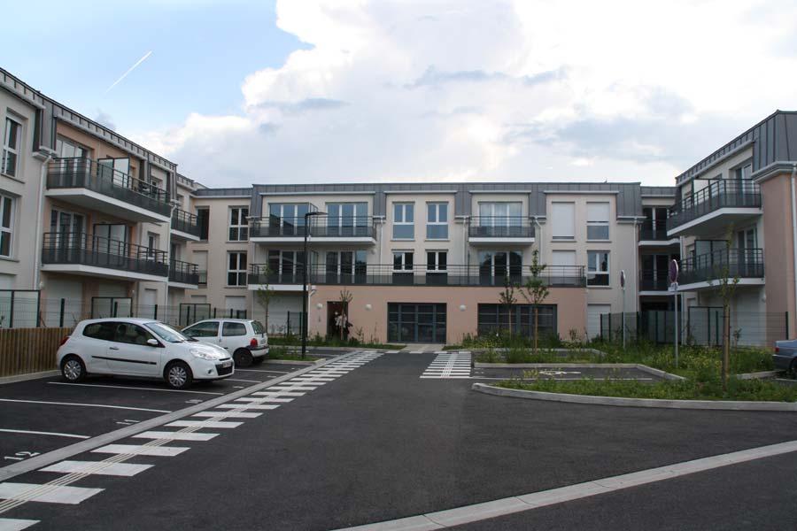 Visite de la résidence Léopold Pelletier à Saint-Pierre-Lès-Nemours